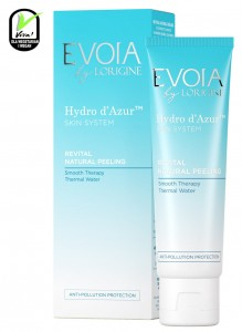 EVOIA REVITAL NATURAL PEELING - peeling do twarzy 50ml