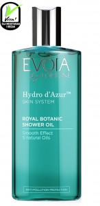 EVOIA ROYAL BOTANIC SHOWER OIL - olejek do kąpieli 200ml