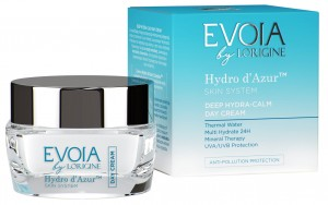 EVOIA DEEP HYDRA-CALM  DAY CREAM - krem na dzień 50ml
