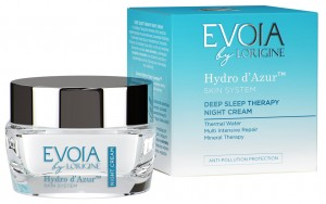 EVOIA DEEP SLEEP THERAPY NIGHT CREAM - krem na noc